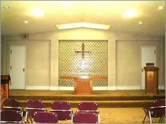 小礼拝堂(今出川)
