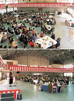 ホームカミングデー懇親会 純正館(1999年11月20日)