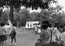 全学ストライキ集会 (6月26日)