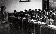 英文科授業 (1927年)