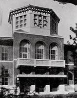 栄光館 1932年2月11日竣工式