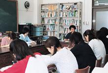 「人間生活学基礎研究」授業 (2000年5月)