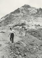 昭和新山 (1961年7月)