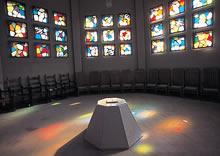 栄光館瞑想室