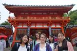 Term B フィールドトリップ1 高台寺&弓道体験