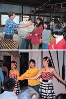 夏期研修ニュージーランド・プログラム(1996年)