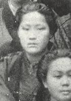 能勢道子 同志社同窓会初代会長(同志社女学校本科1887年6月卒業)