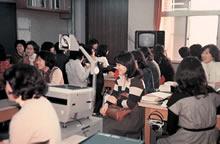 LL授業 (1974年~75年ころ)