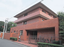 みぎわ寮 1980年に聖洲寮跡に新築