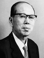 加藤謙爾 第4代学長(1960. 9-1961. 2)