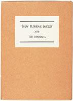 MARY FLORENCE DENTON AND THE DOSHISHA F. B. クラップ著(1955年) デントン没後出版されたデントン伝および思い出集