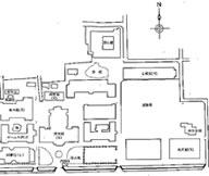 学内寮は新心寮のみであったが、年度途中で廃寮となった
