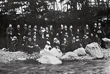 阪神同窓会 (1921年5月28日)