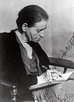 M. F. デントン(1857~1947)