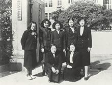 同志社女子専門学校・同志社女子大学の並列(4-2)
