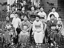 台北市在住同窓生 吉田君恵(普通学部1924年、家政科1927年卒業)宅(1929年7月29日)