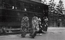市電同志社前 (1935年)