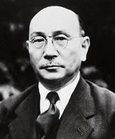 片桐哲 同志社女子専門学校校長(1933-1949)・女子大学学長(1950-1953)