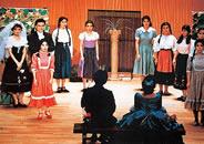 声楽コース生によるオペラ Le Nozze di Figaro (1993年3月初回上演)