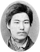 中島末治 1884年英学校余科卒業後、女学校教頭に就任