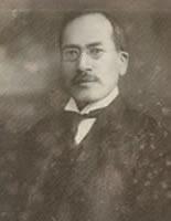 原田助 第7代社長(1907. 1-1918. 9)