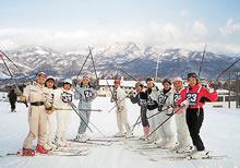 スキーキャンプ 妙高高原・池の平に集うスキーヤーたち(1989年)