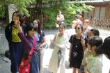 Term A フィールドトリップ2 トロッコ列車&天龍寺&嵐山散策