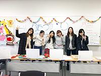 国際ボランティア部「かたつむりの会」