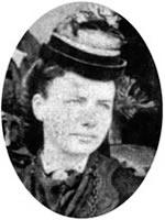 E. T.ドーン夫人 新島八重とともに最初に新島宅で塾を開いた(1876年2月)
