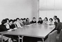 「人間関係」討論の授業 (1968年)