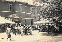 同志社同窓会主催講堂建築募金バザー (1930年5月2日、3日)