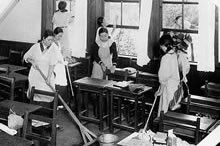 教室掃除 (1937年)
