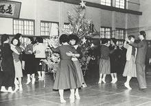 クリスマス ダンスパーティー
