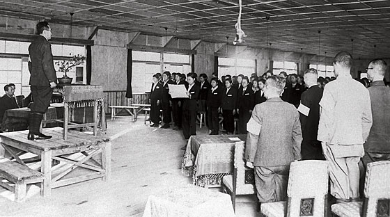昭和戦時下の学園 :: 同志社女子大学