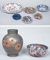 デントン収集陶器