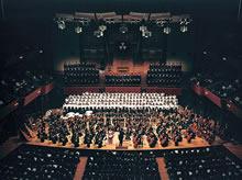 第22回定期演奏会(1992年)佐渡裕を指揮者に迎え、大阪シンフォニーホールで開催