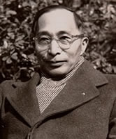 湯浅八郎 同志社総長(1934-1936、1949-1950)