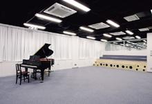 演習室:生活・特別活動・音楽