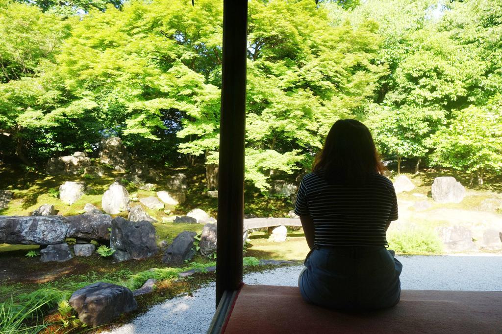 Term A フィールドトリップ2 高台寺&弓道体験