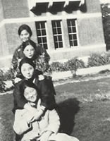 同志社女子専門学校校章 1929年2月制定
