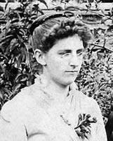 M. E. ウェンライト アメリカン・ボードでは最初に音楽を専門に教える宣教師として来日し、同志社女学校で教えた