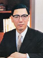 酒井康 第6代学長(1975. 4-1978. 3)