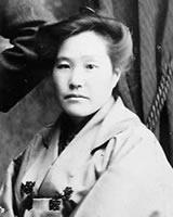 山口義 1894年普通科、96年文科卒。卒業後、イエール大学大学院音楽学部に入学。外国からは最初の女子学生