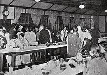 同窓会総会茶会 (1936年3月21日)