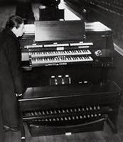 パイプオルガンとデントン 関西における最初のパイプオルガン(1941年2月)