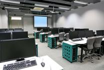 情報メディア演習室4 / Windowsルーム 知徳館6号棟1階C165
