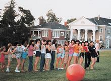 第1回夏期研修MBCにて(1980年)
