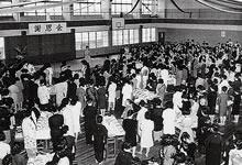 謝恩会 (1962年3月)