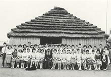 アイヌの村を訪ねて (1962年7月)