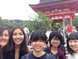 Term A フィールドトリップ(学生企画)清水寺、陶芸体験